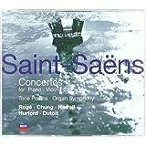 Saint-Saens : L'Oeuvre Concertante (Coffret 5CD)