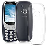 #5: Fashionury Nokia 3310 Back Cover - Preum Quality and Shockproof