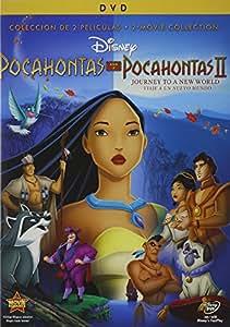 Pocahontas & Pocahontas II: Journey [DVD] [Region 1] [US Import] [NTSC]