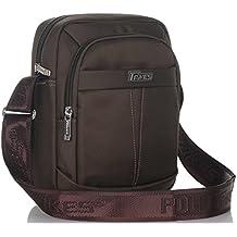 TAIKES Men's Shoulder Travel Messager Bag Crossbody Ipad Bag Daypack