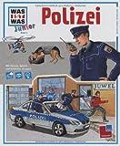 Was ist was junior. Band 09: Polizei von Marti. Tatjana (2008) Gebundene Ausgabe