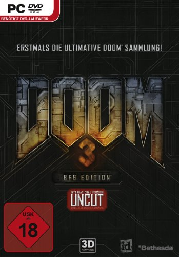 Doom 3 BFG Edition [Software Pyramide] - [PC]