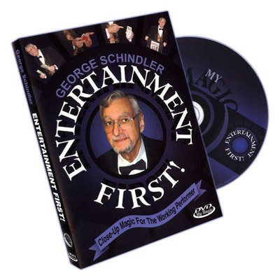 entertainment-first-by-george-schindler-dvd
