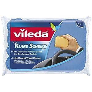 Vileda Klare Scheibe,  Schwamm für den schnellen Durchblick im  Auto