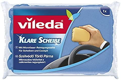 Vileda Klare Scheibe, Schwamm für den schnellen Durchblick im
