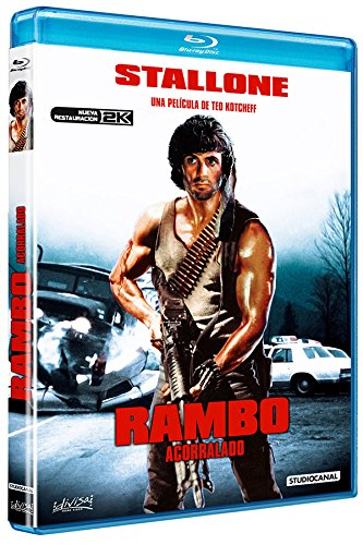 Acorralado (Rambo) [Blu-ray] 510wqFTE2vL