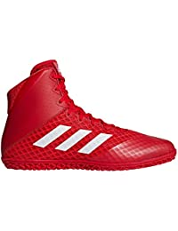 huge selection of 3ab2f aaa1d Adidas Mat Wizard 4 Wrestling Chaussure - AW18