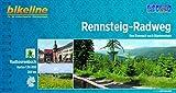 Rennsteig-Radweg 1 : 50 000: Von Eisenach nach Blankenstein 208 km (Bikeline Radtourenbücher)