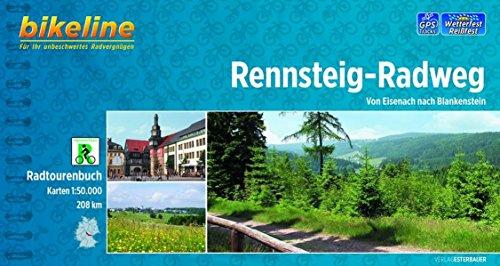 Rennsteig Radweg von Horschel nach Blankenstein 2012 por Bikeline