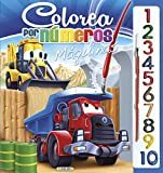 Maquinas (colorea por numeros) (Colorear por numeros)
