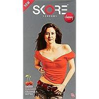 Skore Condoms Cherry - 10 Count preisvergleich bei billige-tabletten.eu