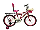 #3: Torado Sundancer 20 inches Bicycle for 7-10 years boys and girls (Pink)