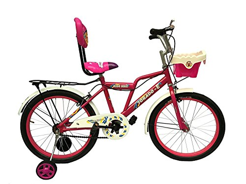 Torado Sundancer 20 inches Bicycle for 7-10 years boys and girls (Pink)