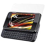 atFoliX Film Protecteur pour Nokia N900 Film Protection d'écran - 3 x FX-Antireflex-HD antireflets haute résolution Protecteur d'écran