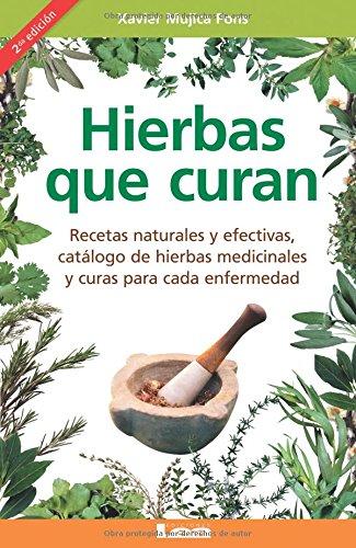 SPA-HIERBAS QUE CURAN por Javier Mujica Pons