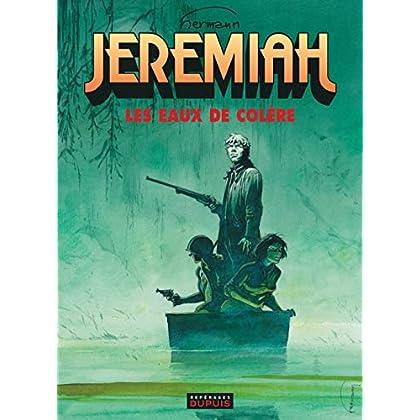 Jeremiah, tome 8 : Les Eaux de colère