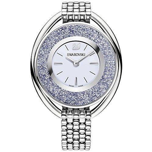 Orologi Swarovski orologio donna da polso Crystalline Oval Watch 5263904