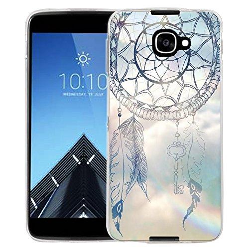 Preisvergleich Produktbild dooki, Alcatel Idol 4S Schutzhülle, dünn weich Silikon TPU inkl. Telefon Zubehör Schutzhülle für Alcatel OneTouch Idol 4S