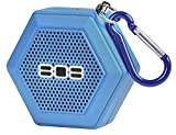 808audio HEX Tether, Bluetooth Lautsprecher, blau