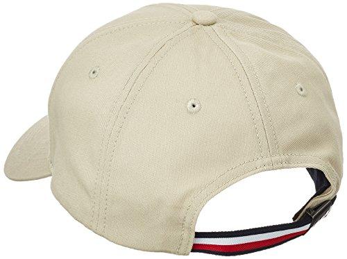 Tommy Hilfiger Herren Baseball Cap Carl Cap Beige (PUMICE 235)