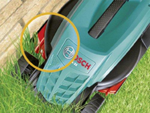 Bosch Rasenmäher Rotak 32 (Grasfangbox 31 l, 1200 W, Schnittbreite: 32 cm, Schnitthöhe: 20-60 mm)