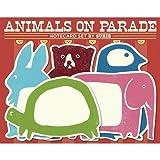 ANIMALS ON PARADE NOTECARD SET