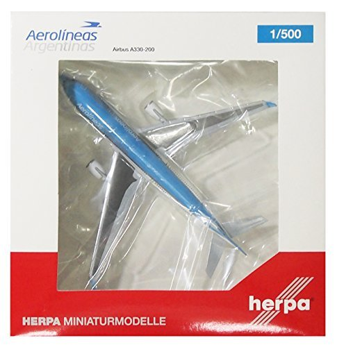 herpa-526241-aerolineas-argentinas-airbus-a330-200-lv-fni-1500-diecast-model-by-herpa