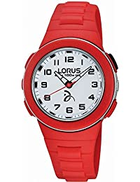 Lorus Red Unisex Watch