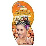 Máscara de rescate para el cabello de Argán 7º Heaven para mayor resistencia y brillo.