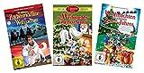 Die Besten Kinder - Zeichentrick - Filme zu Weihnachten (15 Filme auf 3 DVDs)