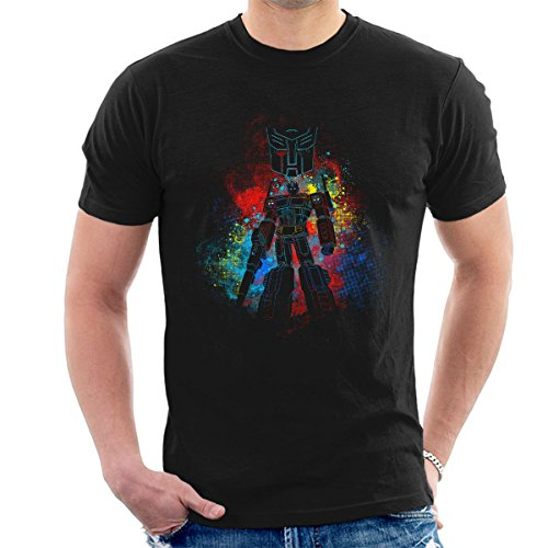 Autobot Optimus Prime Transformers Men's T-Shirt