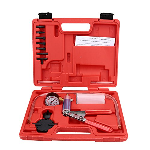 KKmoon Vakuumpumpe Brake Bleeder Tester Vakuum Bleed Kit-Garage-Test-Tool