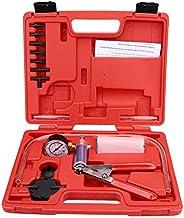 Docooler Vacuum Pump Brake Bleeder Tester Vacuum Bleed Test Kit Garage Tool