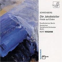 Schoenberg - Die Jakobsleiter (L'Echelle de Jacob) (SACD hybride) [Import anglais]