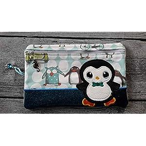 E-Book Tasche/Mäppchen Pinguin