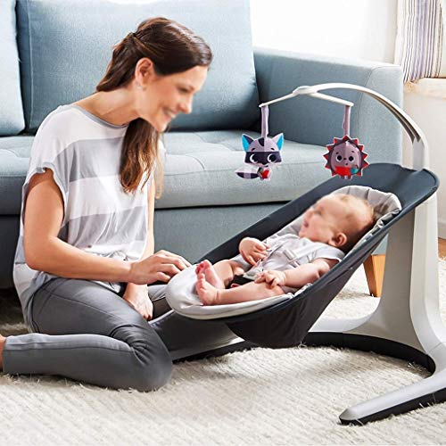 Imagen para HWZQHJY Regalo Neto gorilas Baby Swing eléctrico for el recién Nacido del bebé
