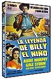 La Leyenda de Billy el Niño (The Kid from Texas) 1950 [DVD]