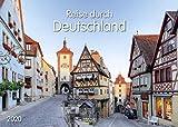 Reise durch Deutschland 2020
