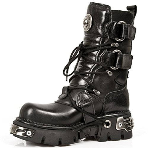 New Rock Boots 575 Black