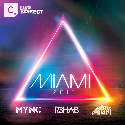 Preisvergleich Produktbild Cr2 Live & Direct-Miami 2013