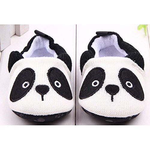Gootrades M Mädchen 3 Panda Baby Kinder Schuhe Größe Beiläufige Jungen Cartoon Antibeleg PUxrIwnPq