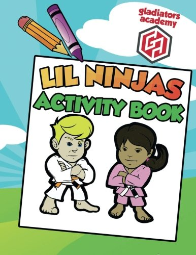 Lil Ninjas Activity Book