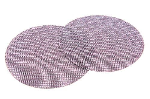 Mirka - Disque papier abrasif abranet-diametre 150 mm - Grain.320 - Cond..50 -