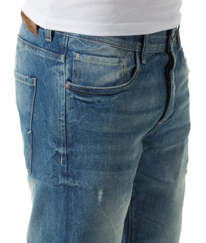 Selected Homme Herren Straight Leg Jeans Two 2949 jeans J Denim