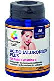 Nahrungsergänzungsmittel acido ialuronico plus con rame e vitamina c 60 compresse 1000 mg