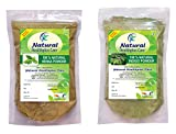Natural Henna and Natural Indigo Powder Pack Of 2 by Natural Healthplus Care