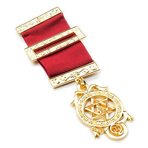 Royal Arch Prinzipien Brust Juwel, Standard -
