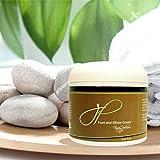 Moisturizing Natural Foot Cream - Non Greasy Anti Aging Formula Repairs Dry Skin & Cracked Heels & Elbows - 4.5 fl.oz