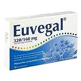 Euvegal 320/160 mg Filmtabletten 50 stk