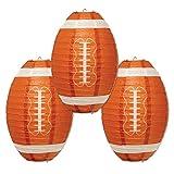 Football Paper Lanterns Case Pack 6